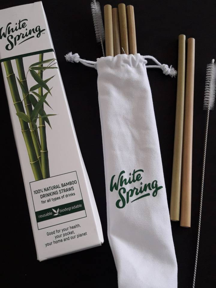 Bamboo Straws, A QuickReview